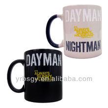 always sunny dayman heat sensitive mug magic mug FDA SGS EU CE CA PROP 65 proved