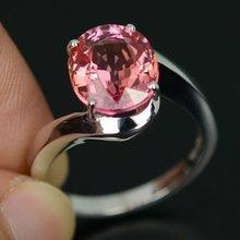 THE RING GEM STONE 925 SILVER AQUAMARINE STERLING DIAMOND DESIGN 2.83 GRAM