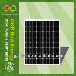 Poly solar panel efficiency 195W