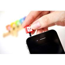 PVC Dustproof Plug for mobile phone