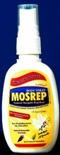 MOSREP (Mosquito Repellent Natural Aromatic Body Spray)