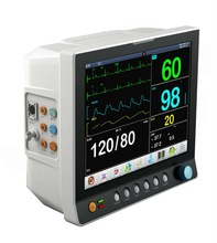 multi parameter patient monitor, anesthesia monitor monitor vital signs medical analysis equipment on alibaba factory price