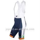 Race cycling bib shorts 2014 for pro team