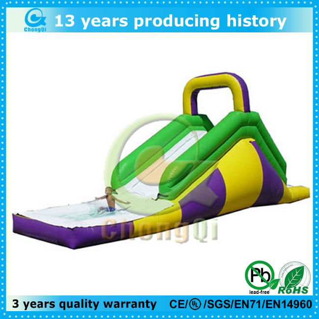 hot sale backyard inflatable water slides,backyard cheap inflatable water slides