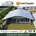 2013 mais moda alumínio arcum tenda hall para a promoção