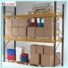 Warehouse adjustable industrial shelving