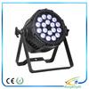 guangzhou stage lighting 18x10w led 4in1waterproof led par light/studio lighting