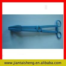 mini plastic tweezers, surgical tweezers, plastic tweezers