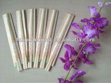 Wooden Chopsticks-semi-paper wrapped chopsticks