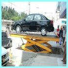 hydraulic lift for car wash