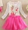 Popular chevron girls dresses baby dress indian style skirts