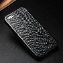For iphone 5g leather case , superior quality snake pattern leather case for iphone 5g