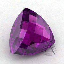 Wholesale African Amethyst Faceted Gemstones, Calibrated African Amethyst Loose Calibrated Briolette Gemstones
