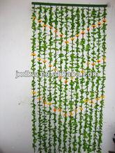 Handmade Bamboo Room Divider Decorative Beads Curtain For Door