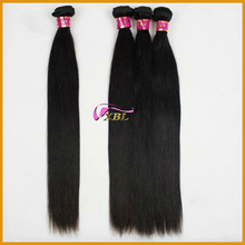 XBL unprocessed remy Mongolian remy human hair virgin