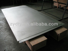2mm Titanium Sheet Used in Various Fields