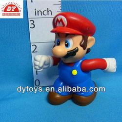 Custom super Mario Bros Soft Vinyl Figure Nintendo Mario