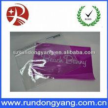Document File A4 Paper Holder PVC Zipper File Pocket
