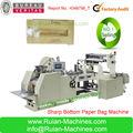 Caliente la venta de papel reciclables bolsas que hace la máquina