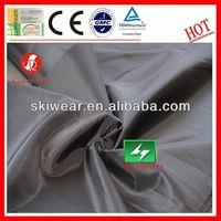 antistatic blusas de chiffon for garment