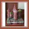 Famous Building Model Resin Church Castle Model