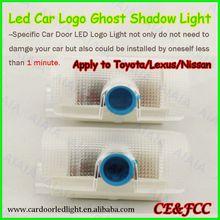 LED Logo Laser Light Car Door apply to Toyota