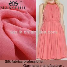 silk chiffon dresses