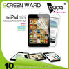 new crystal For iPad Mini Ultra Clear Screen Protector factory supply