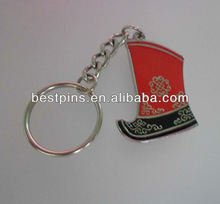 boots keychain with 25 key circle for United States