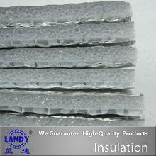High density foam pipe insulation