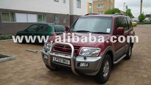 Used cars Mitsubishi Pajero 2.5/ 2002 Commercial vehicles