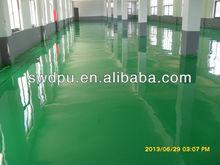 Polyurea industrial floor anticorrosion wear resistance coating