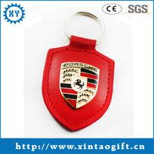 Factory custom car key chain with design logo