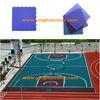 O-01 Outdoor Portable Modular Basketball Court Plastic Sports Flooring Tiles