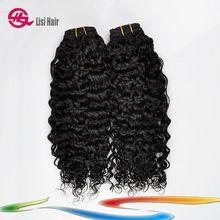 Alibaba mejores mejor! Venta al por mayor precio caramelo Curl Hair Weaving