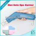 industrial cuchillo caliente eléctrica de tela de tijera