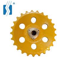 Spare parts for Mitsubishi Excavator sprocket rim drive wheel segment