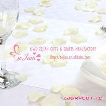 Ivory Silk Flower Rose Petals Wedding Party Decoration