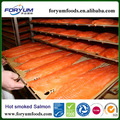 Salmón de fumar/noruego de salmón ahumado