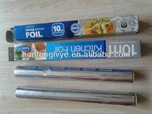 Household Aluminium Foil for food