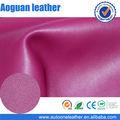 camurça de couro sintético para a jaqueta de couro a1521