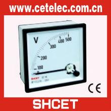 CET-V1 voltage panel meter