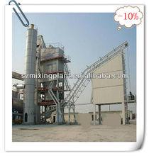 LBJ500 automatic asphalt hot mixing plant 40ton/h