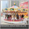 2013 Hot Selling Mechanical Carousel Horse Ride