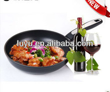 2012 New Fry Pan For Induction Cooker verious color for your choice