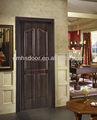 pvc porta de segurança madeira