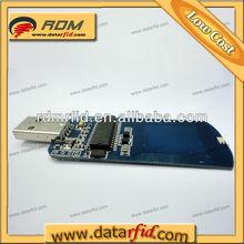 13.56MHz RFID USB smart card reader module