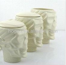 custom ceramic mug halloween craft