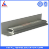 6063 aluminium box section in shanghai china machined by cnc