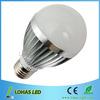 China Manufacture 5W high power led bulb E27/E14/B22 5pcs aluminum led lighting bulb